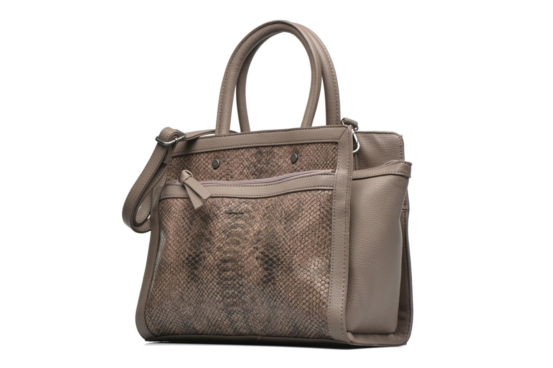 Sacs à main Tamaris JIMMY Handbag Beige vue portées chaussures