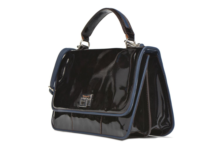Sacs à main Tamaris MILENA Handbag Bordeaux vue portées chaussures