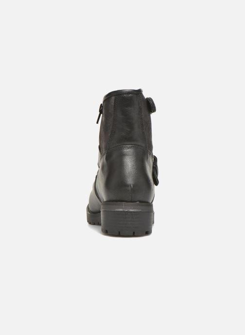 Bottines et boots Kaporal Nael Noir vue droite