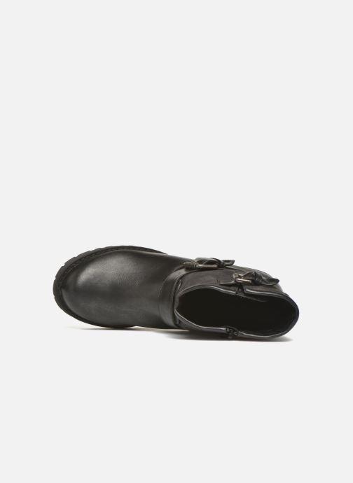 Bottines et boots Kaporal Nael Noir vue gauche