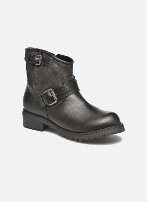 Bottines et boots Kaporal Nael Noir vue détail/paire