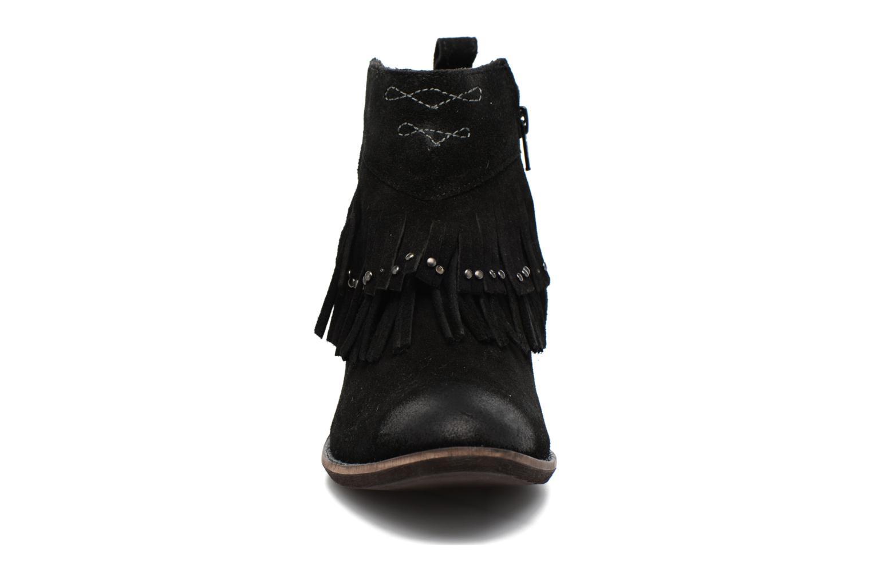 Bottines et boots Kaporal Westy Noir vue portées chaussures