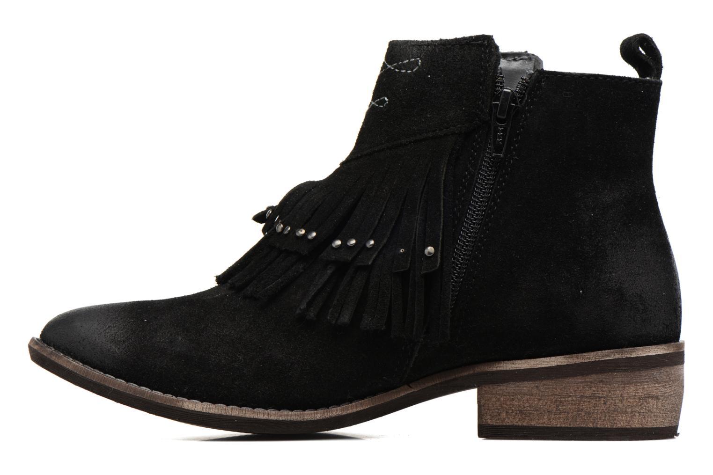 Bottines et boots Kaporal Westy Noir vue face