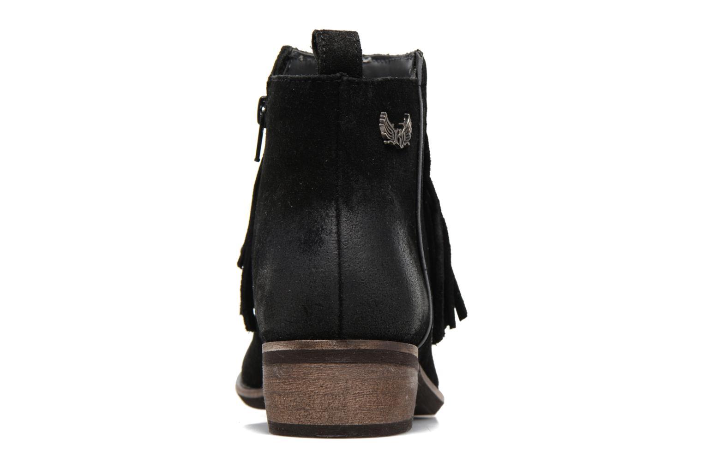 Bottines et boots Kaporal Westy Noir vue droite