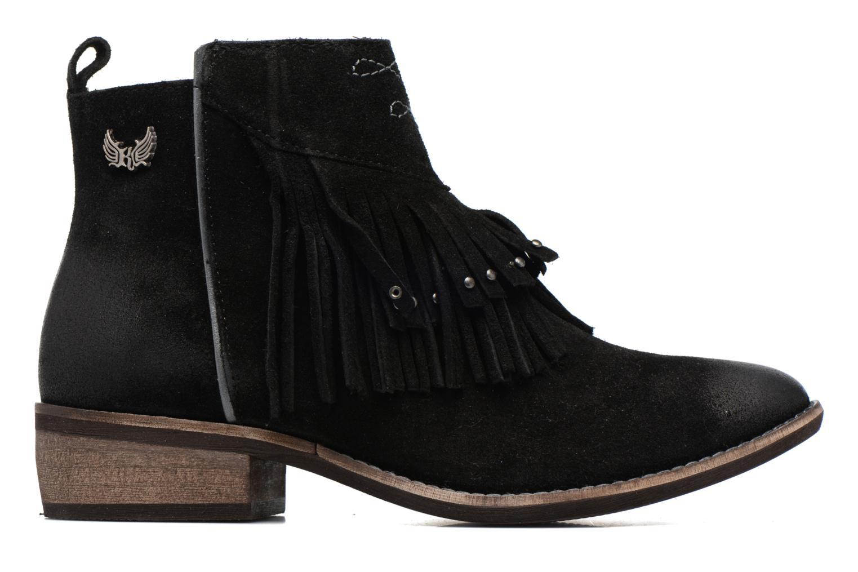 Bottines et boots Kaporal Westy Noir vue derrière