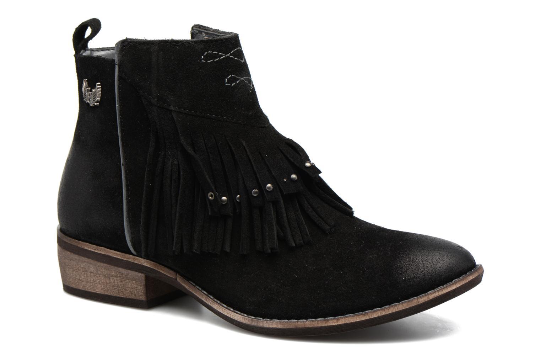 Bottines et boots Kaporal Westy Noir vue détail/paire