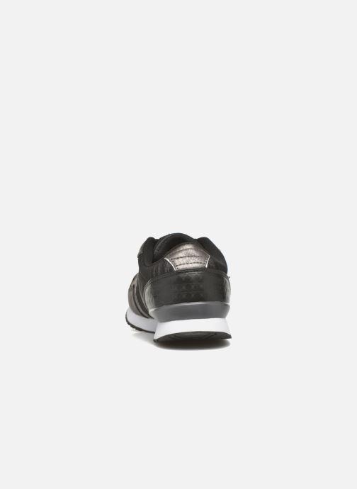 Sneaker Kaporal Jemma schwarz ansicht von rechts