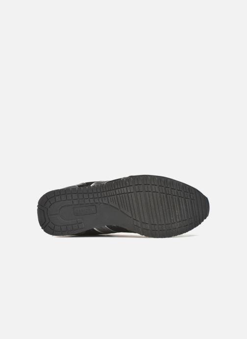 Sneaker Kaporal Jemma schwarz ansicht von oben