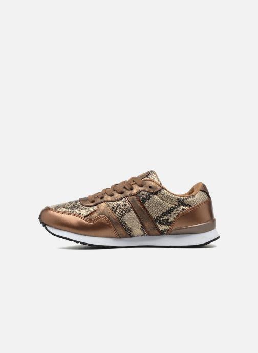 Sneakers Kaporal Jemma Oro e bronzo immagine frontale