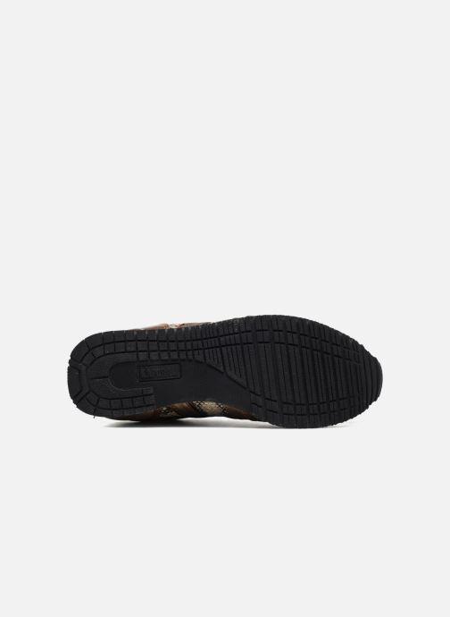 Sneakers Kaporal Jemma Oro e bronzo immagine dall'alto