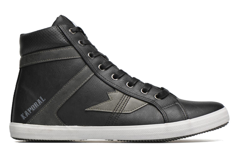 Sneaker Kaporal Tyan schwarz ansicht von hinten