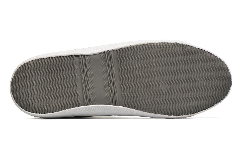 Sneaker Kaporal Tyan schwarz ansicht von oben