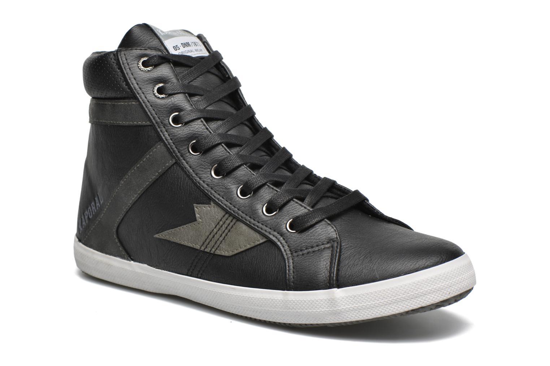 Sneaker Kaporal Tyan schwarz detaillierte ansicht/modell