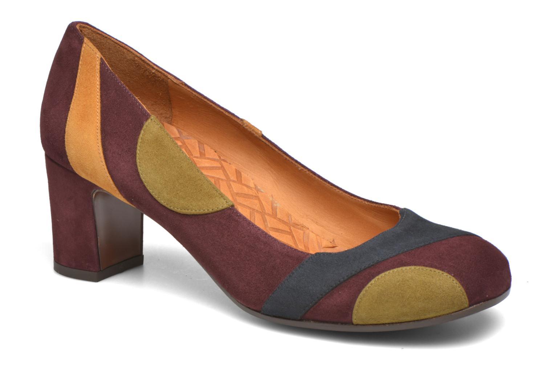 Escarpins Chie Mihara Junia Multicolore vue détail/paire
