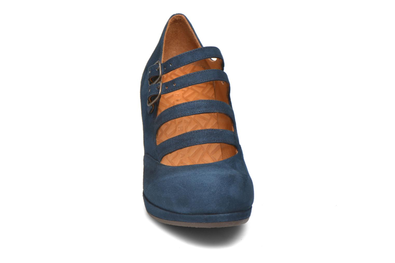 Escarpins Chie Mihara Maika Marron vue portées chaussures