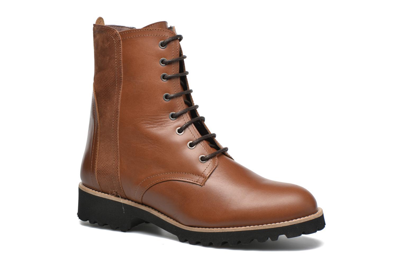 Nuevo (Marrón) zapatos HE Spring Marine (Marrón) Nuevo - Botines  en Más cómodo d54577