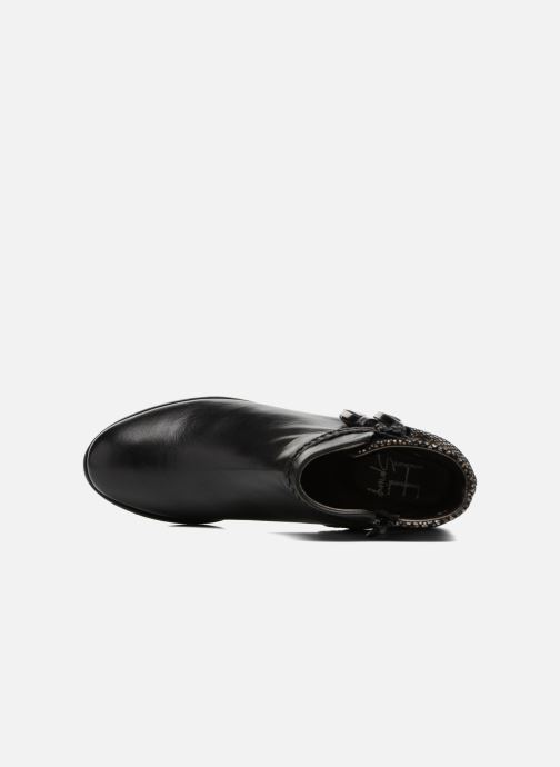 Spring NoirSerpent Bottines Boots Merveille Et He WCxeordB