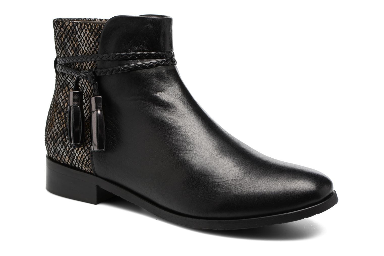 Nuevo zapatos HE en Spring Merveille (Negro) - Botines  en HE Más cómodo 5d990c
