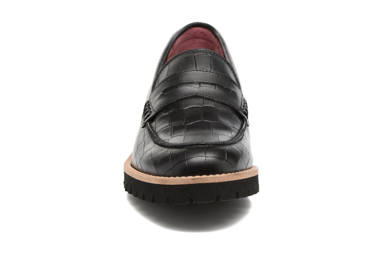 Mocassins HE Spring Marina Noir vue portées chaussures