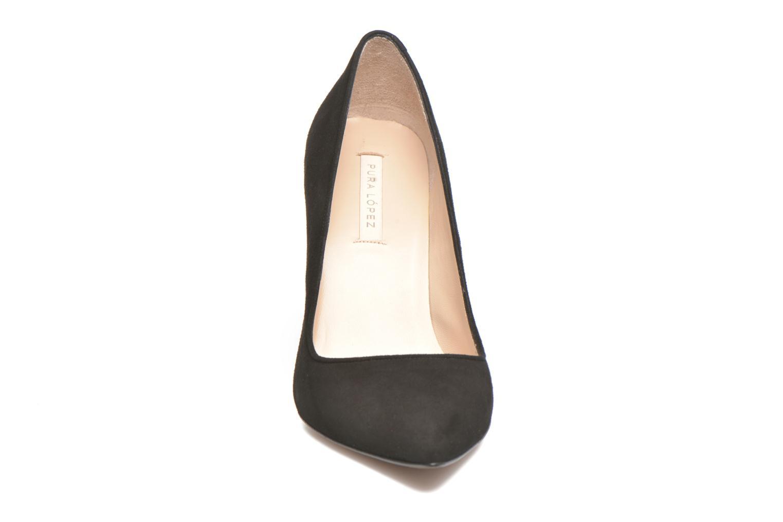 Zapatos de tacón Pura Lopez Ana Negro vista del modelo