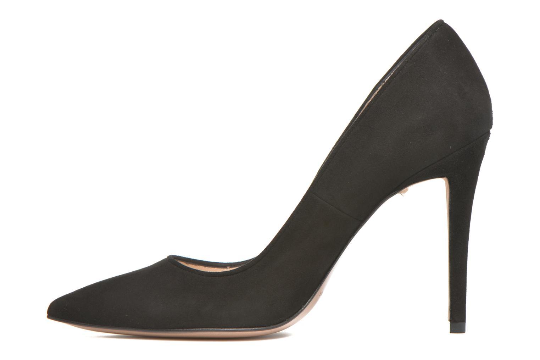 Zapatos de tacón Pura Lopez Ana Negro vista de frente