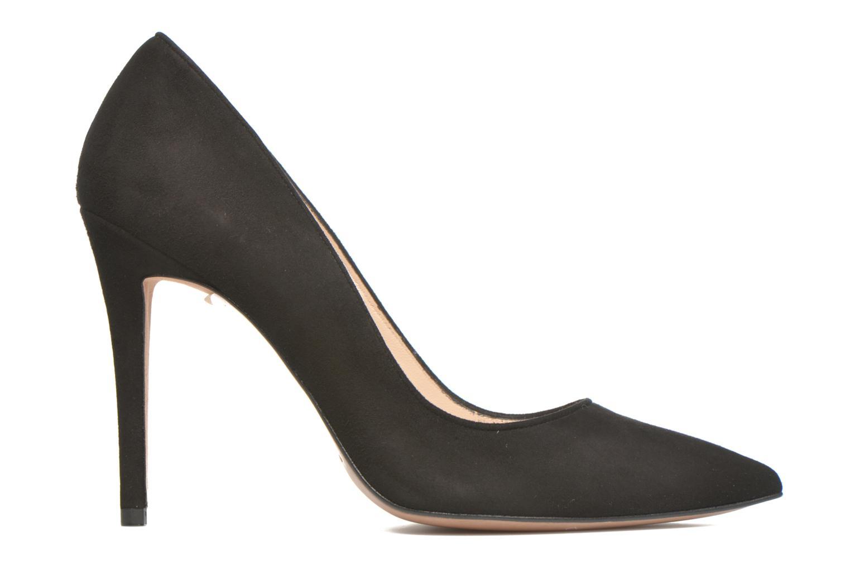 Zapatos de tacón Pura Lopez Ana Negro vistra trasera