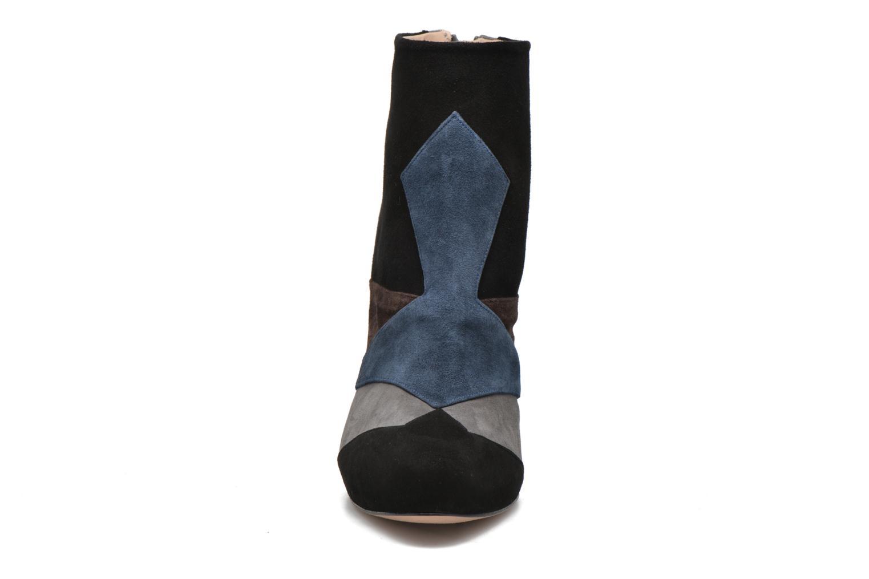 Bottines et boots Pura Lopez Julia Multicolore vue portées chaussures