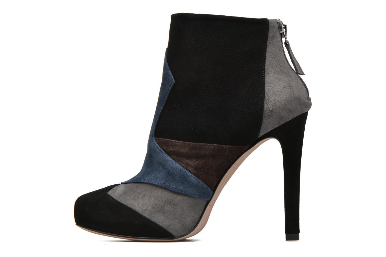 Bottines et boots Pura Lopez Julia Multicolore vue face