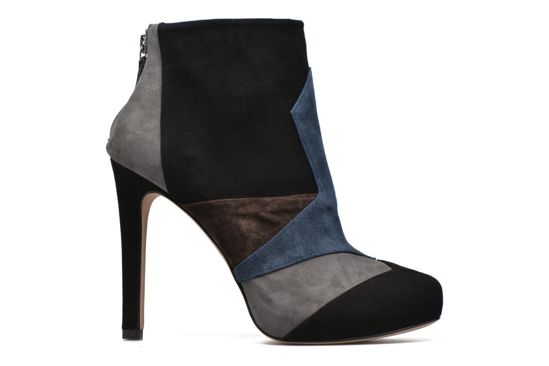 Bottines et boots Pura Lopez Julia Multicolore vue derrière