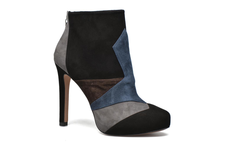 Bottines et boots Pura Lopez Julia Multicolore vue détail/paire