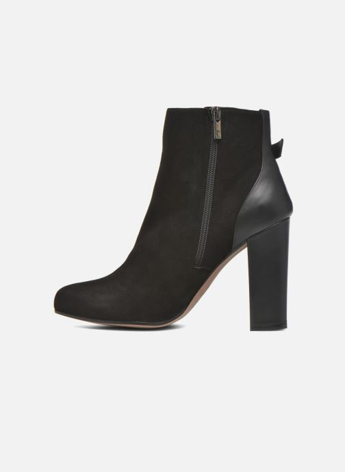 Ankle boots Pura Lopez Gloria Black front view