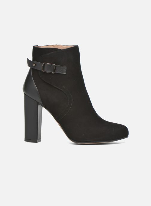Ankle boots Pura Lopez Gloria Black back view