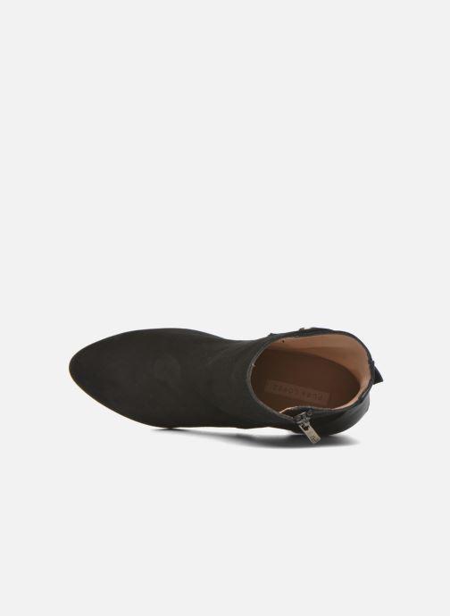 Boots en enkellaarsjes Pura Lopez Gloria Zwart links