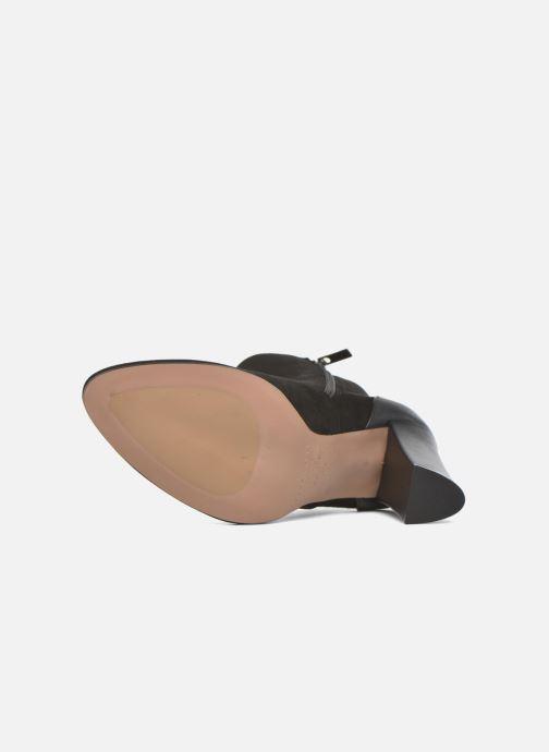 Bottines et boots Pura Lopez Gloria Noir vue haut