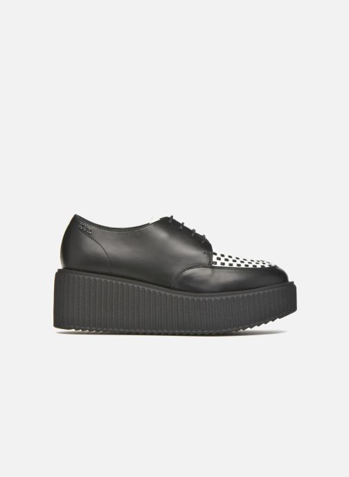 Chaussures à lacets KARL LAGERFELD Sneaker Low Top Choupette Noir vue derrière