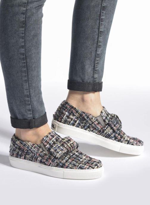 Sneaker KARL LAGERFELD Pop Sandal mehrfarbig ansicht von unten / tasche getragen