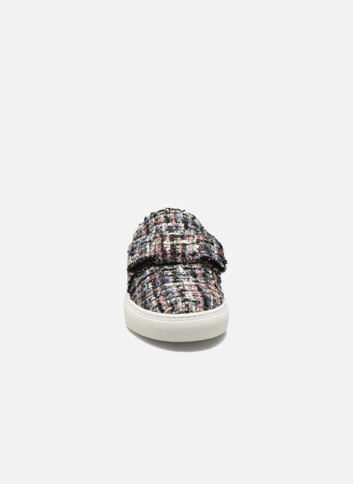 Sneaker KARL LAGERFELD Pop Sandal mehrfarbig schuhe getragen