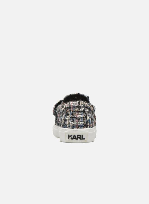 Sneaker KARL LAGERFELD Pop Sandal mehrfarbig ansicht von rechts