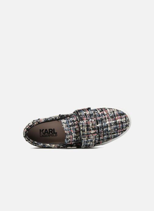Sneaker KARL LAGERFELD Pop Sandal mehrfarbig ansicht von links