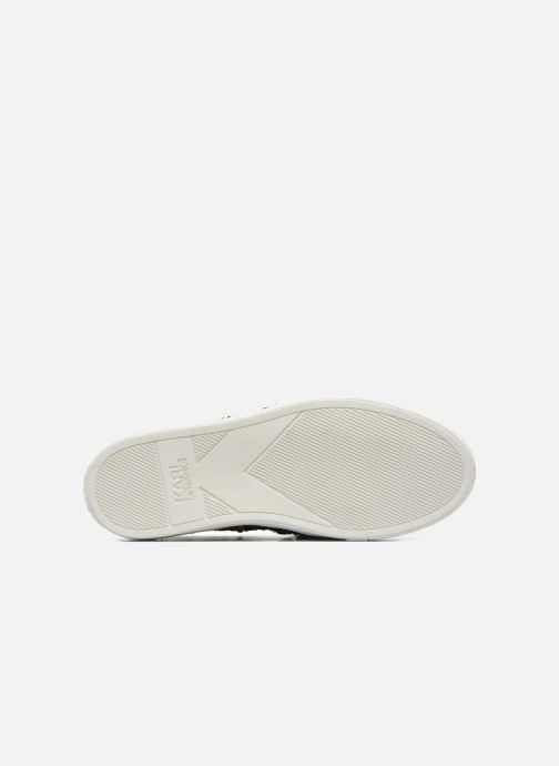 Sneaker KARL LAGERFELD Pop Sandal mehrfarbig ansicht von oben
