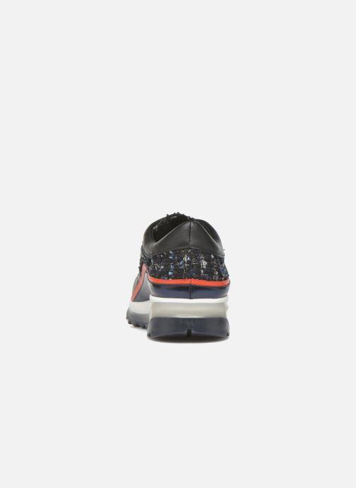 Sneakers Karl Lagerfeld Pop Sneaker Nero immagine destra