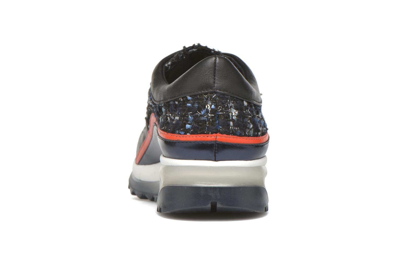 Sneakers KARL LAGERFELD Pop Sneaker Zwart rechts