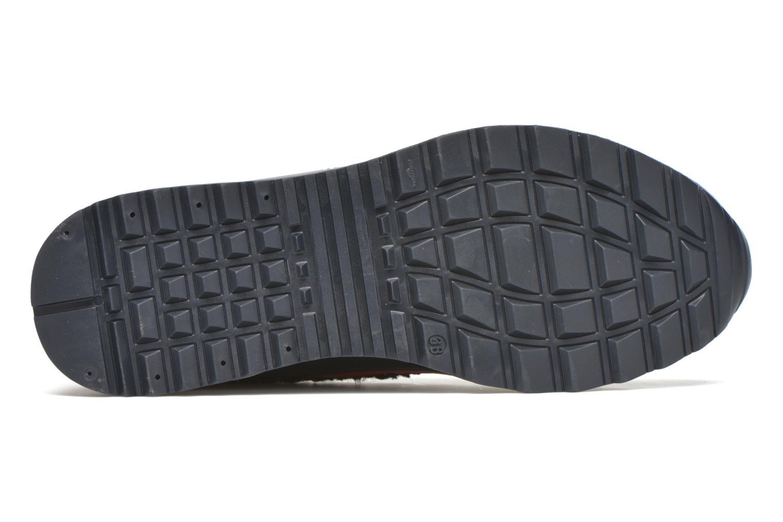 Sneakers KARL LAGERFELD Pop Sneaker Zwart boven