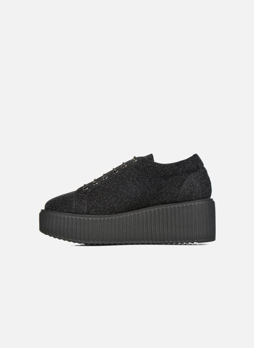 Décolleté KARL LAGERFELD Slip On Boucle Nero immagine frontale
