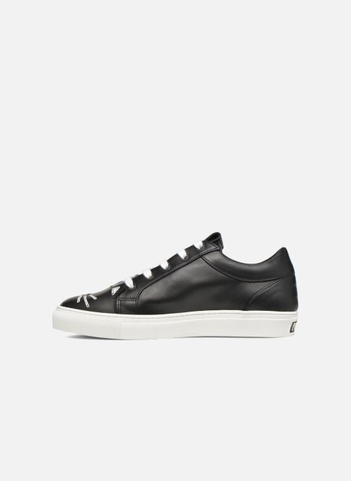 Sneakers Karl Lagerfeld Sneaker Thunder Wit voorkant