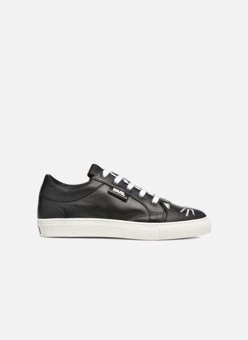 Sneakers Karl Lagerfeld Sneaker Thunder Wit achterkant