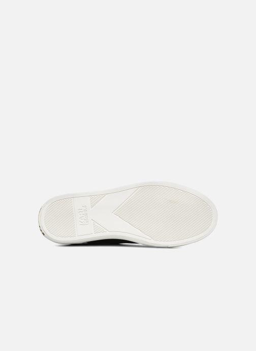Sneakers Karl Lagerfeld Sneaker Thunder Wit boven