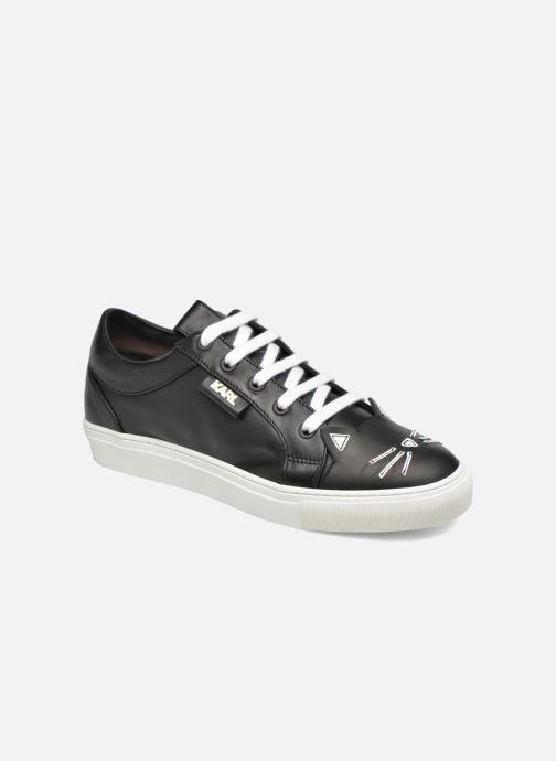 Baskets KARL LAGERFELD Sneaker Thunder Blanc vue détail/paire