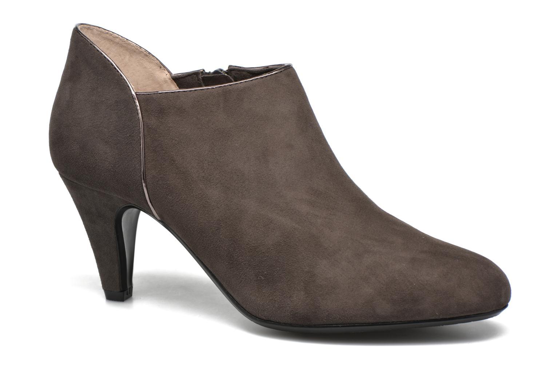 Boots en enkellaarsjes JB MARTIN 2Selma Grijs detail