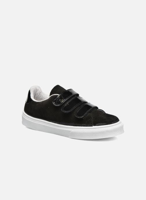 Sneaker Made by SARENZA Partygloo #1 schwarz ansicht von rechts